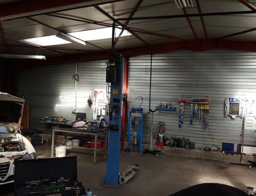 Garage ASM à Saint André de Corcy entretien sur Alfa Roméo 156