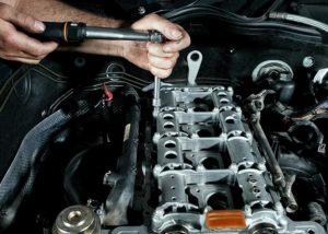 Mécanique serrage-couvre-culasse Renault
