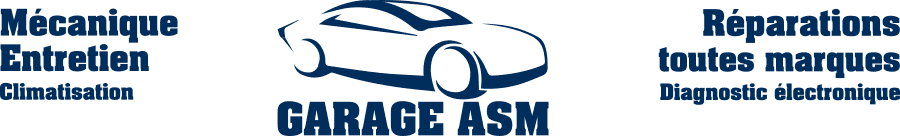 Garage ASM Logo